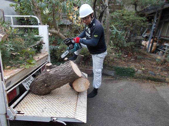 庭木伐採・草刈りのお問い合わせをいただきます
