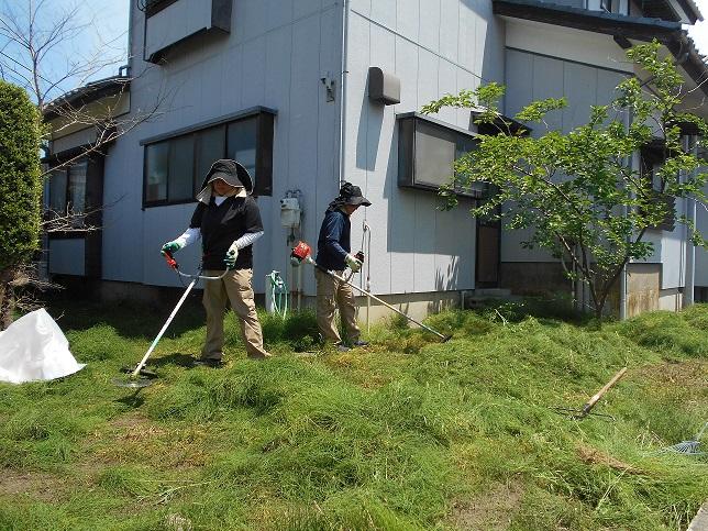 費用をかけずに、お庭の除草対策ができる方法を教えて下さい